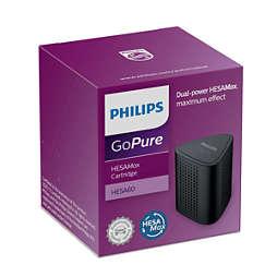HESAMax Cartridge Cartucho para purificador de aire para coche