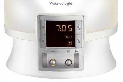 Philips Wekker Licht : Wake up light hf philips