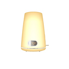 HF3470/01  Lampe-réveil