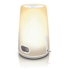 HF3470/60  Lampe-réveil