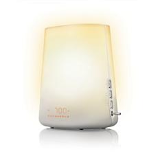 HF3480/01  Ébresztőfény