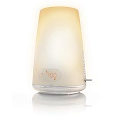 HF3485/60  Wake-up Light Plus