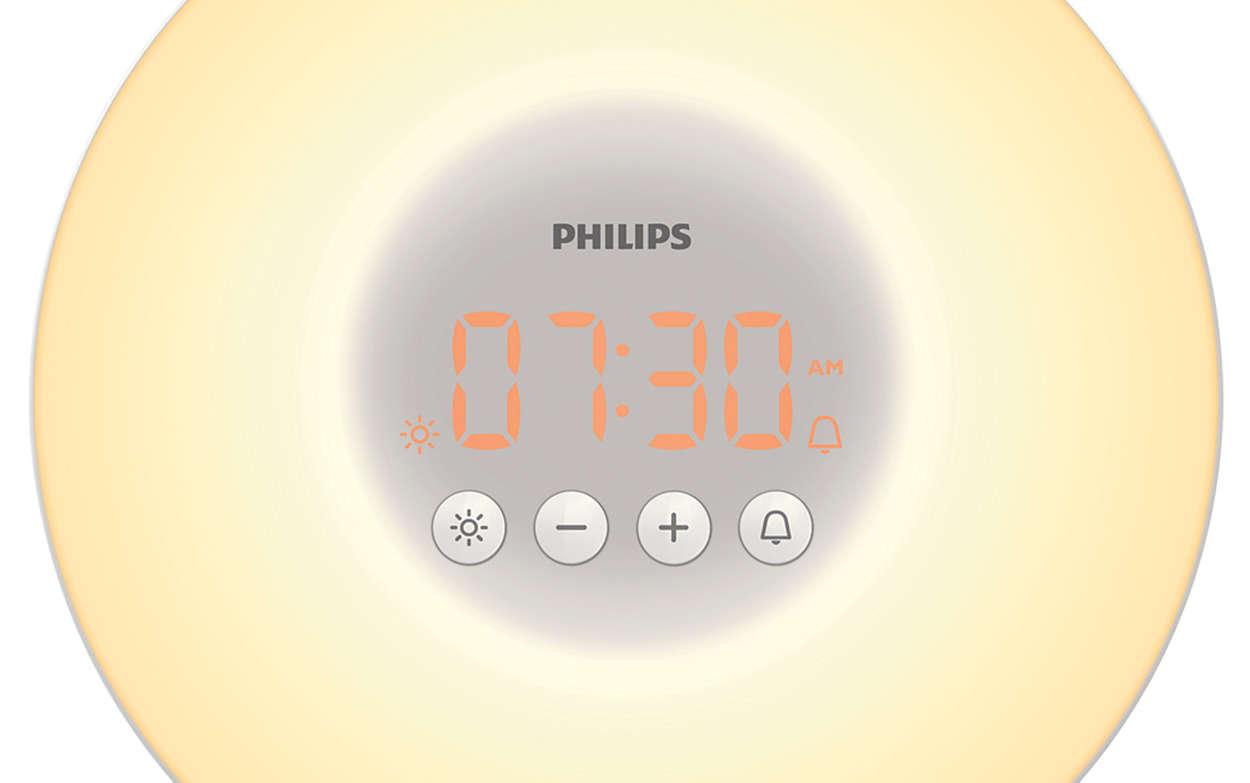 Philips Wekker Licht : Wake up light hf3500 01 philips