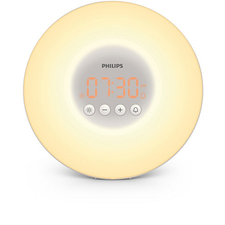 Luces Sleep y Wake-up