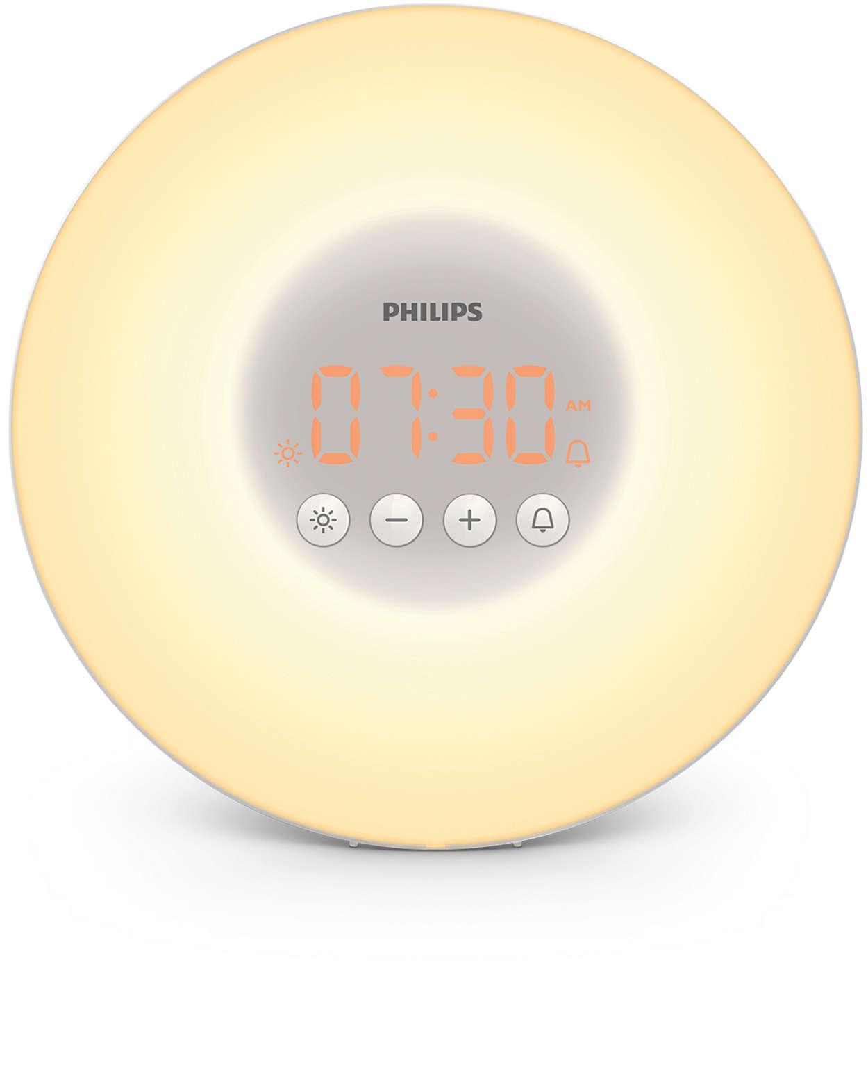 Svegliati con la luce per sentirti più energico