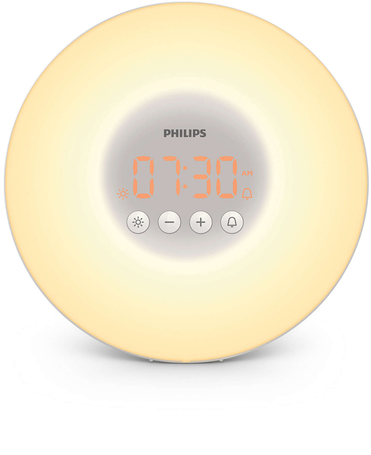 Word energieker wakker met licht