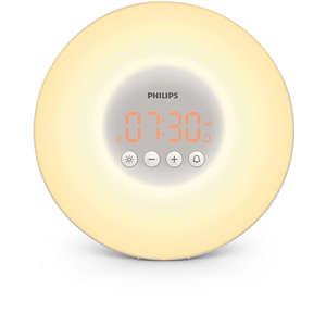 Wake-Up Light, hjälper dig vakna mer behagligt