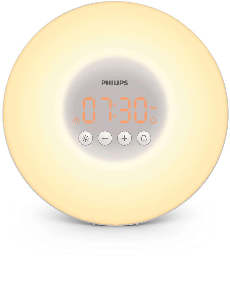 喚醒燈讓您自然甦醒