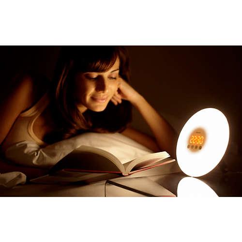 WakeUp Light - hjelper deg å våkne mer behagelig