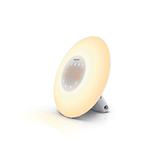 HF3500/60  Lampe-réveil