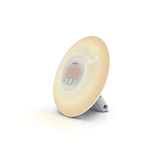 HF3503/01  Wake-up Light voor kinderen