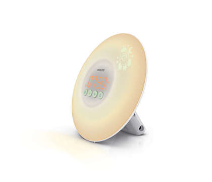 Wake-Up Light voor kids