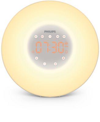 Buy Aufwachen mit Licht, 2natürliche Wecktöne, Wake-up LightHF3505/01 online | Philips Shop