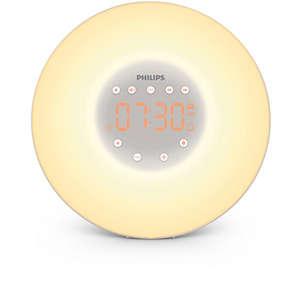 Wake-up Light auttaa heräämään miellyttävämmin