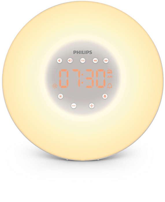 Просыпайтесь в отличном настроении с Wake-up Light!