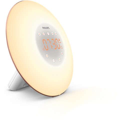 Wake-up Light, uppvakningslampa