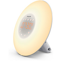Wake up with light 2 natural sounds Wake-up Light