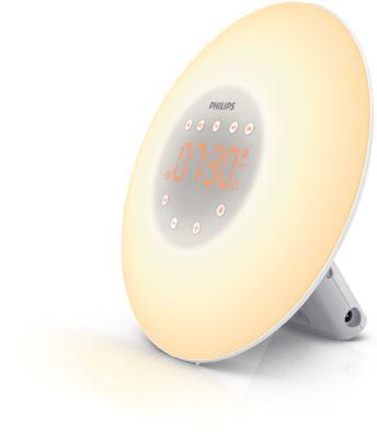Buy Aufwachen mit Licht, 2natürliche Wecktöne, Wake-up LightHF3508/01 online | Philips Shop