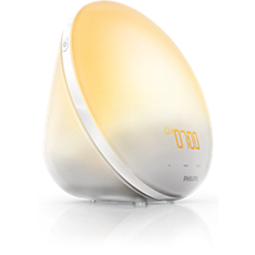 HF3510/60  Lampe-réveil