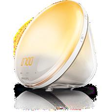 HF3520/01  Wake-up Light – gør det mere behageligt at vågne