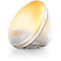 Wake-up Light - hjelper deg å våkne mer behagelig