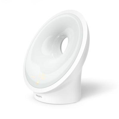 PHILIPS Somneo Wake-Up Light – sisältää nyt nukahtamisoppaan HF3653/01