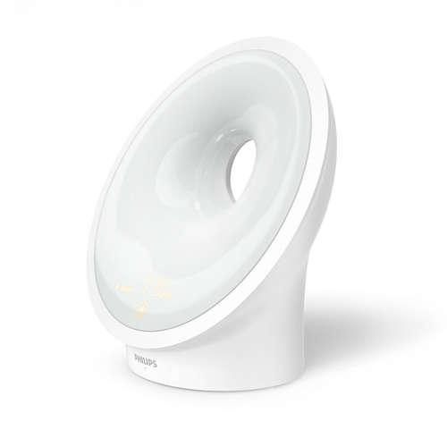 Somneo Wake-Up Light - nu även med insomningsguide
