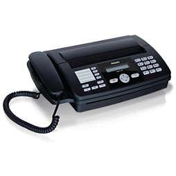 Факс с телефоном и копиром