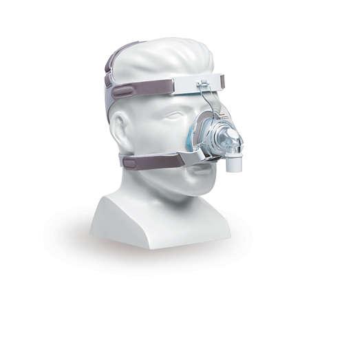 TrueBlue Gelnesemaske