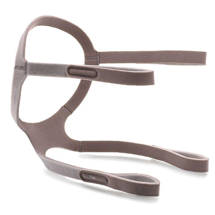 Enkel klickjustering av huvudbandet