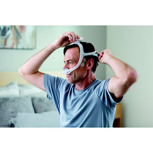 DreamWear Gelkissen Maske