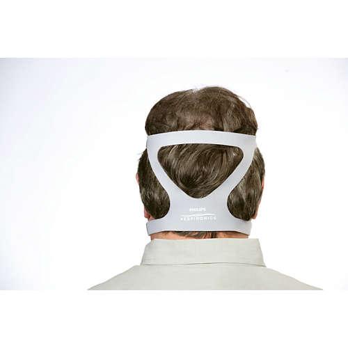 Amara Gel Headgear