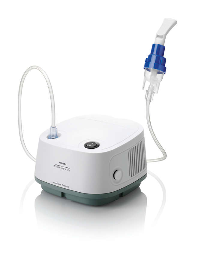A nebuliser system you can rely on