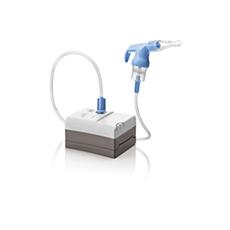 HH1302/00 InnoSpire Mini Nébuliseur par compression portable