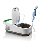 InnoSpire Deluxe nebulizer compressor system