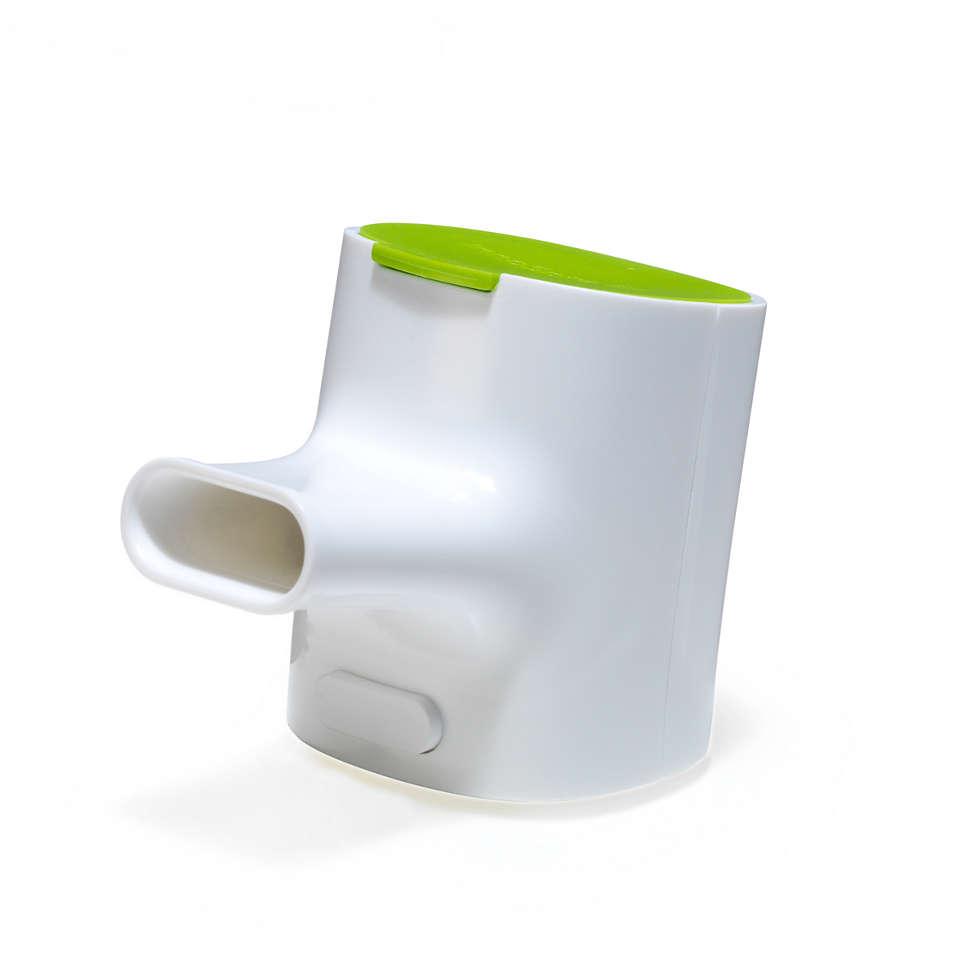 Klinisch bewährte Vibrating-Mesh-Technologie