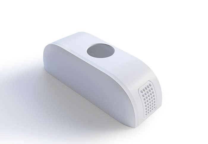 En nyfortolkning af rejse-CPAP-apparater