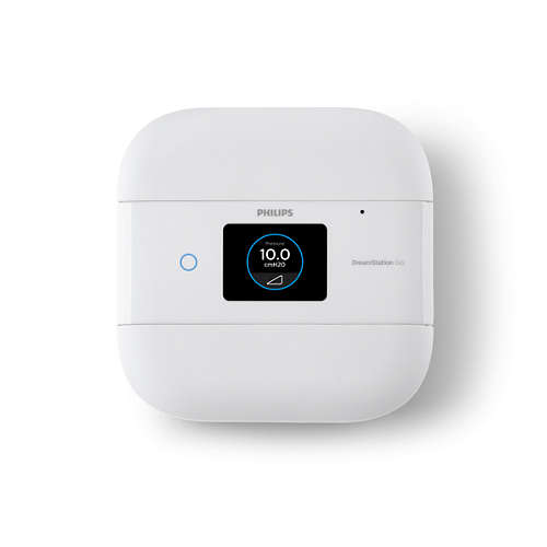 DreamStation Go CPAP-matkalaite