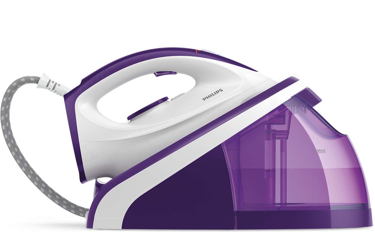 Faster ironing