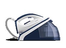 Żelazko z generatorem pary