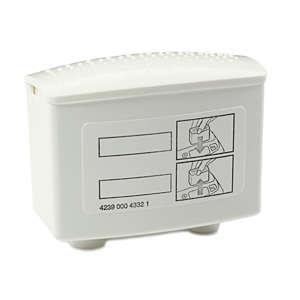 Cassette anti-tartre