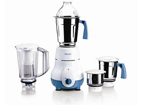 Philips Mixer Grinder HL1645 750 W 4 Jar Plus Blender Jar