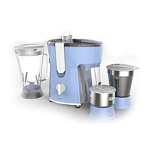 HL7576/00 Daily Collection Juicer Mixer Grinder