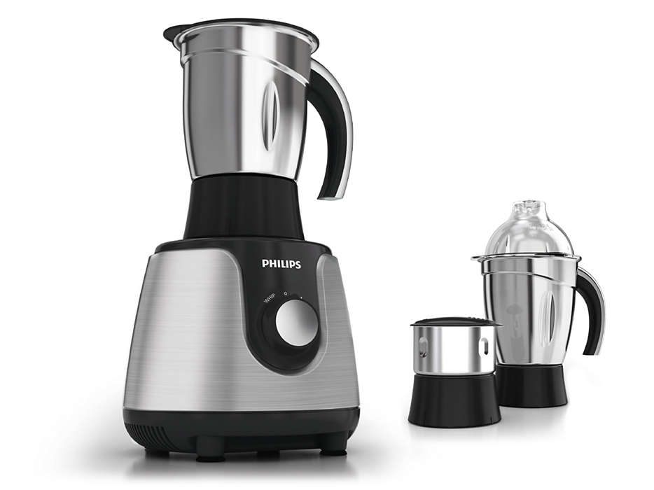 Superior mixer grinding, leave no stains