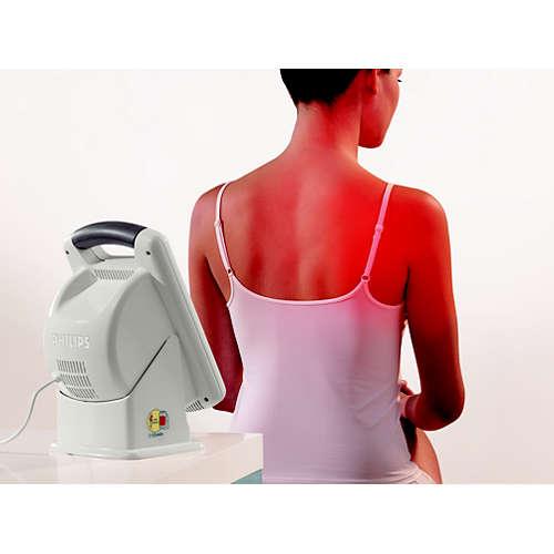 Lampe infrarouge InfraCare