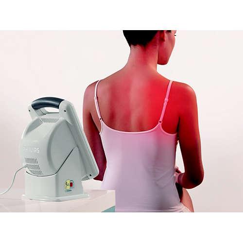 InfraCare infrared lamp