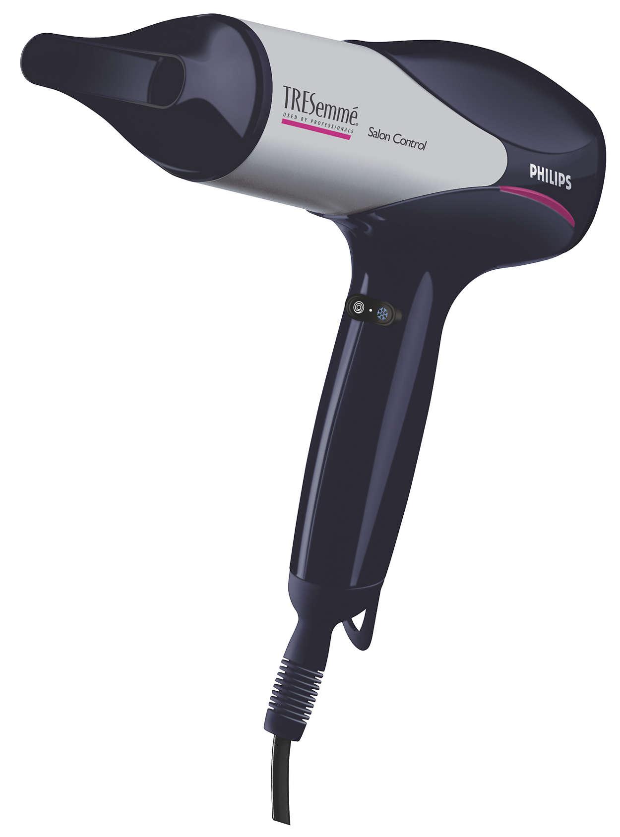 Seca y modela tu cabello como más te guste