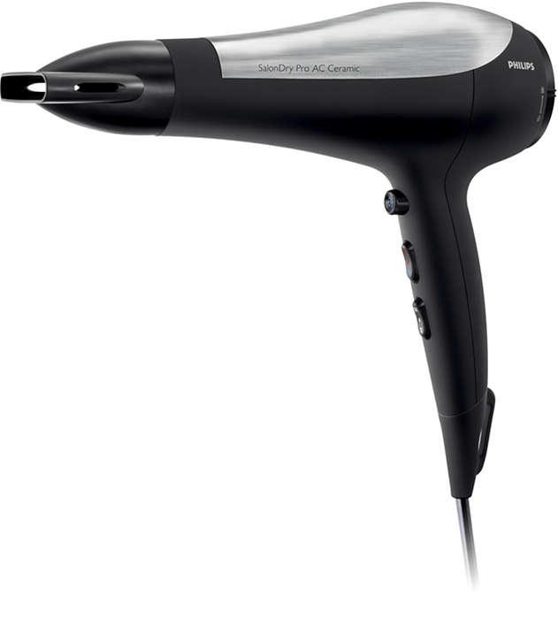 Das Gerät, das Friseure zu Hause verwenden würden