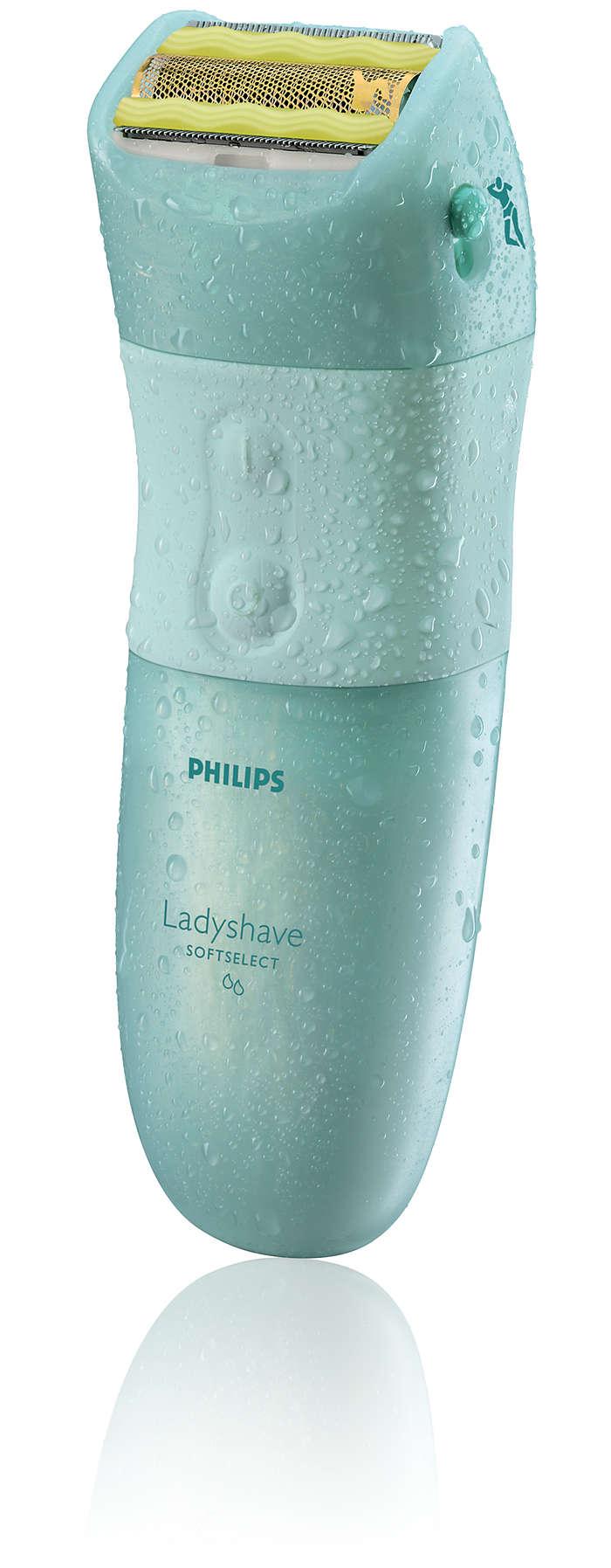 Ladyshave Soft Select 美容剃毛器
