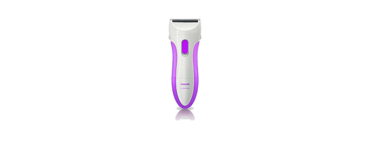 Sichere und schnelle Rasur